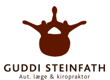 Guddi Steinfath – Kiropraktor og Læge Logo